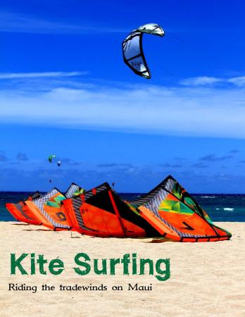 Kite Surfing_Cover